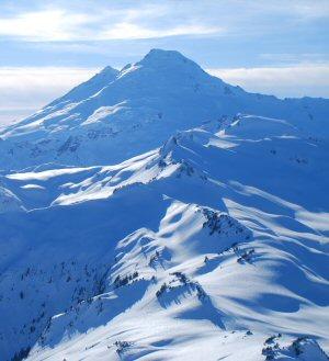 Mt. Baker Volcano
