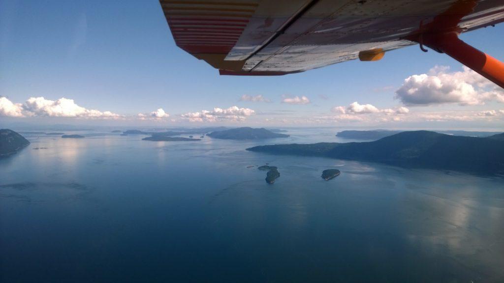 Victoria, B.C. San Juan Airlines
