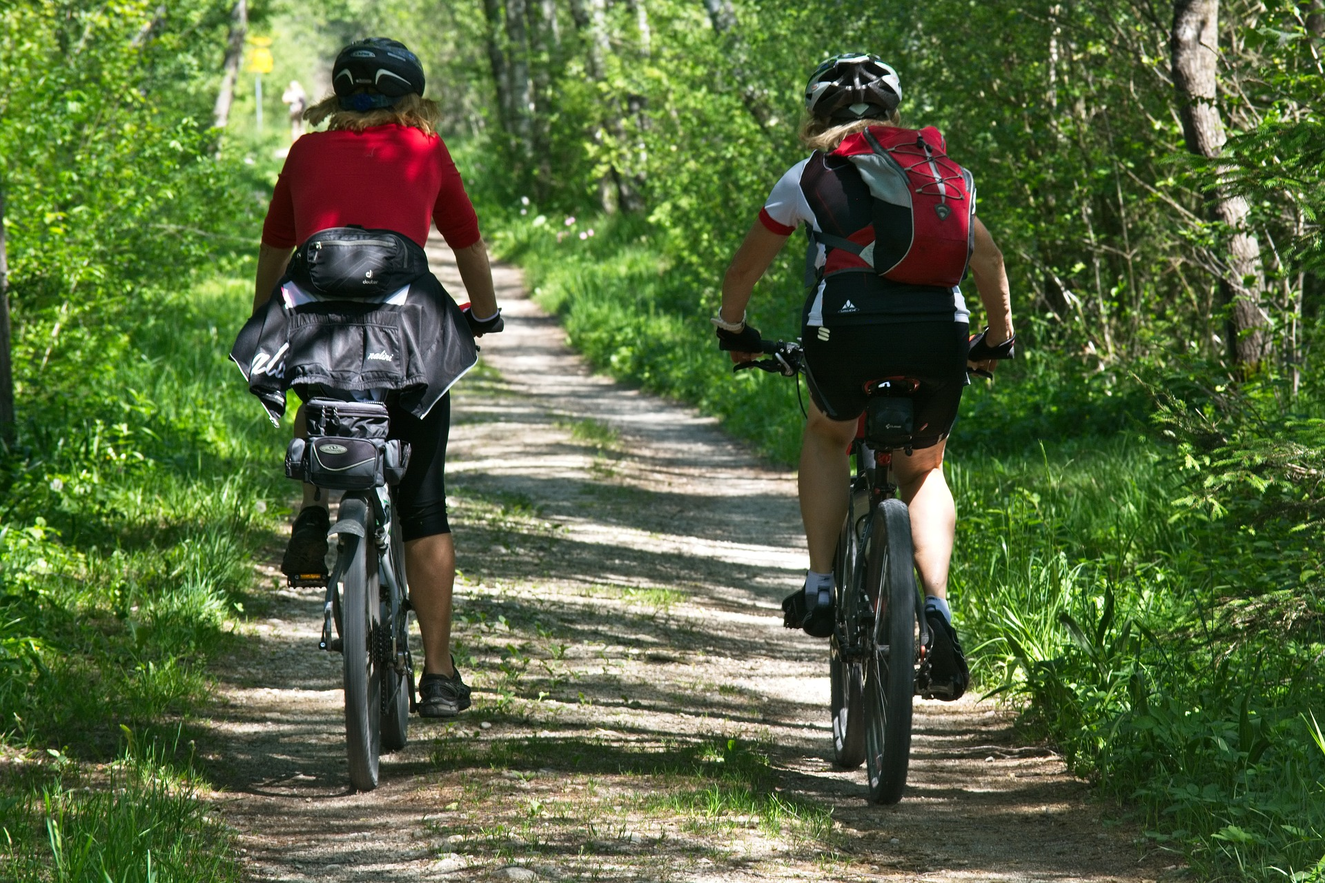 Bicycling in the San Juan Islands