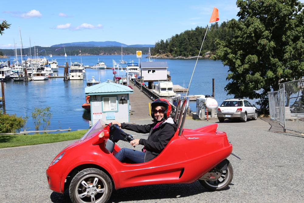 Susie's Mopeds - San Juan Islands Things To Do